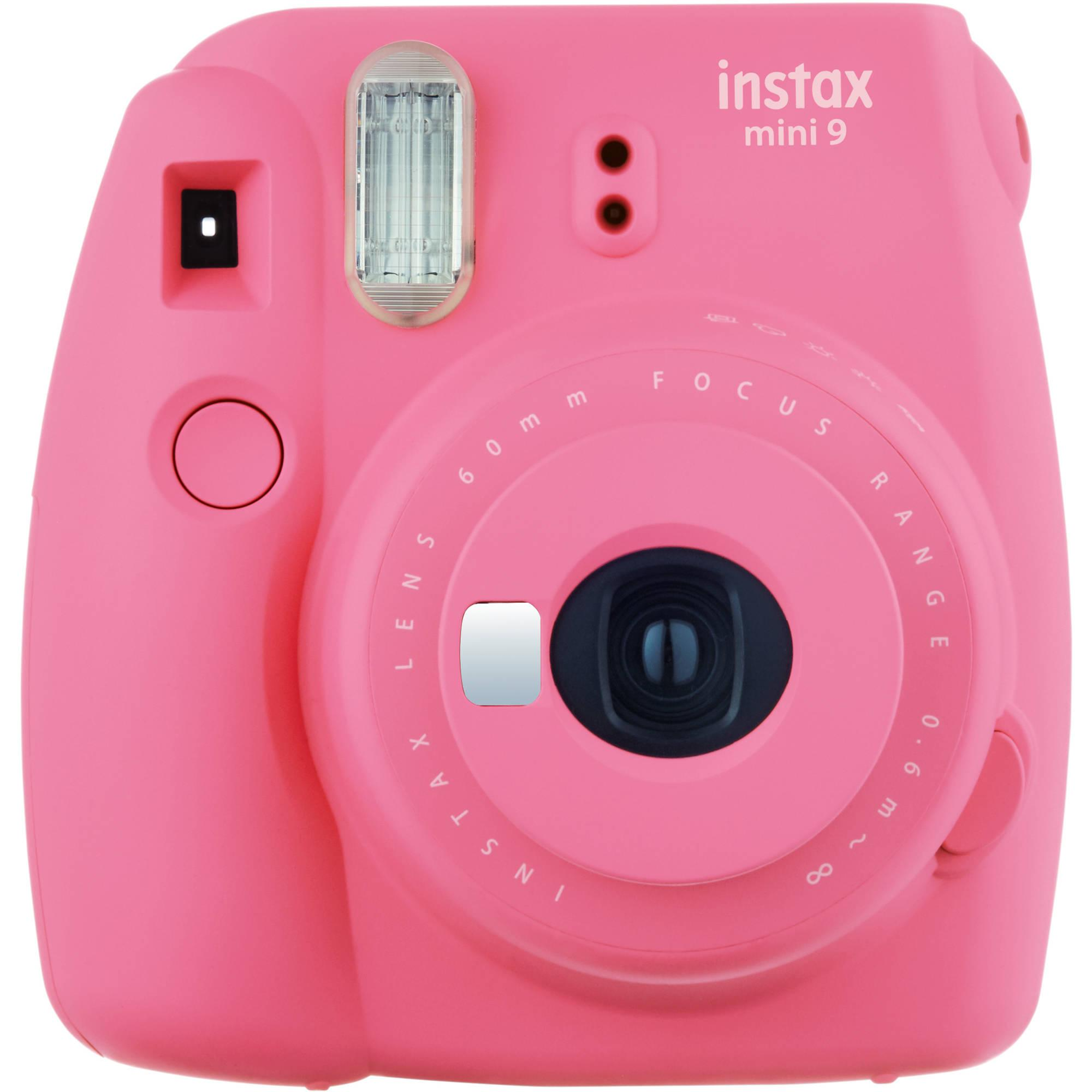 Instax Mini 9 Fujifilm instant camera