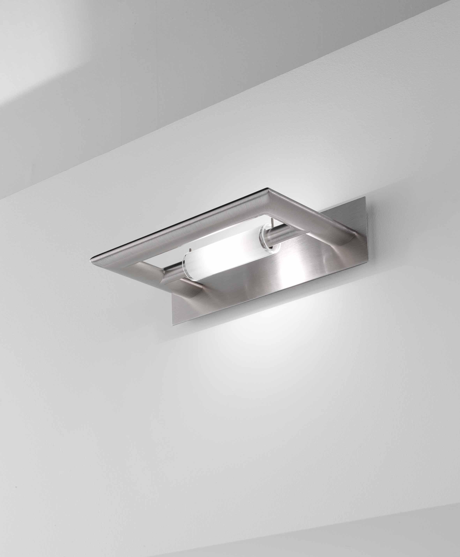 Applique ZOE lampada a parete cromo lucido | R7s