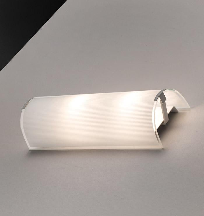 Lampada specchio SAMBA 30 LED arancio,giallo,marrone,verde