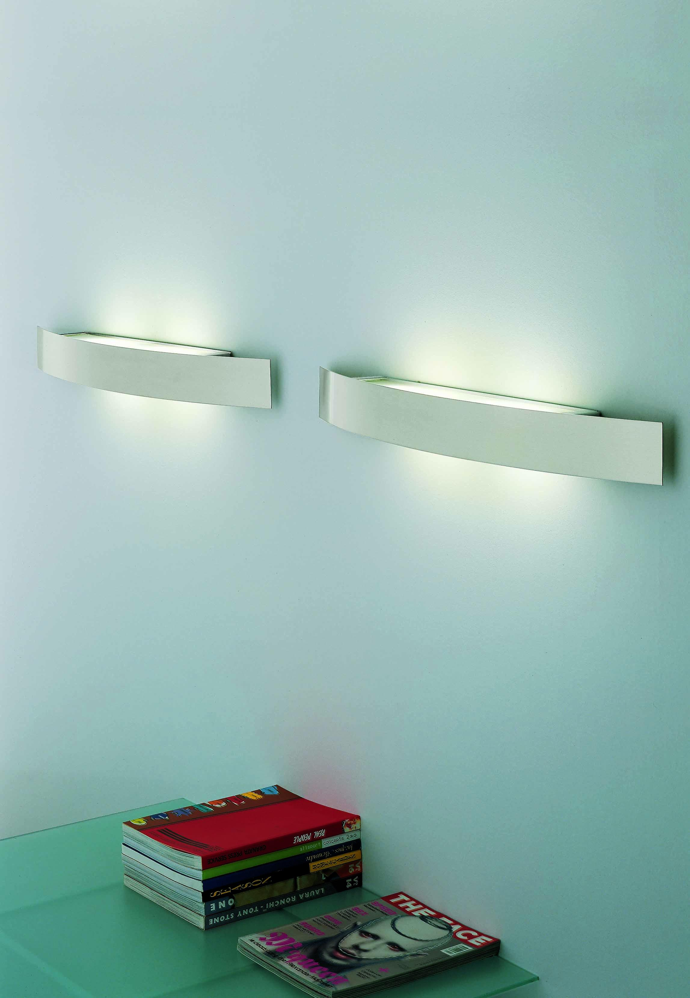 Applique COVER 76 LED bianco