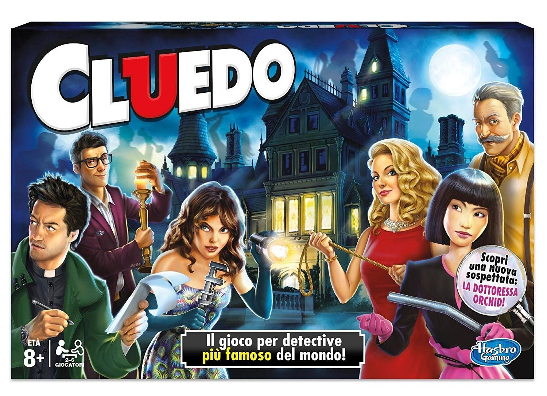 Cluedo REFRESH 38712456 HASBRO EUROPA