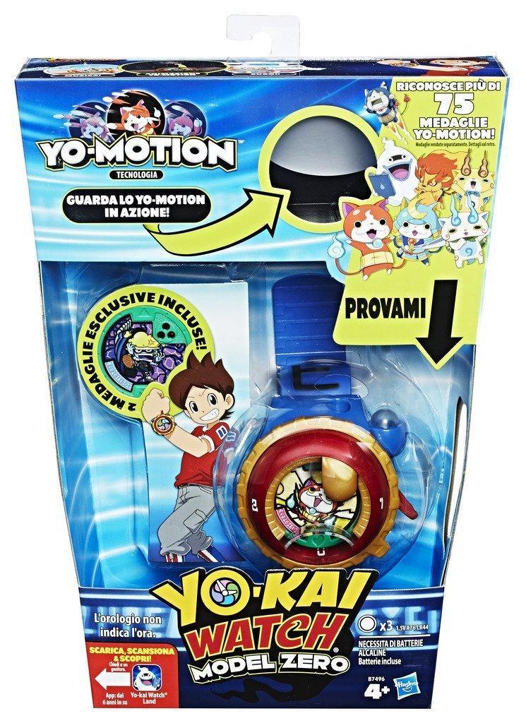 YOKAI YO-MOTION WATCH 7496456 HASBRO EUROPA