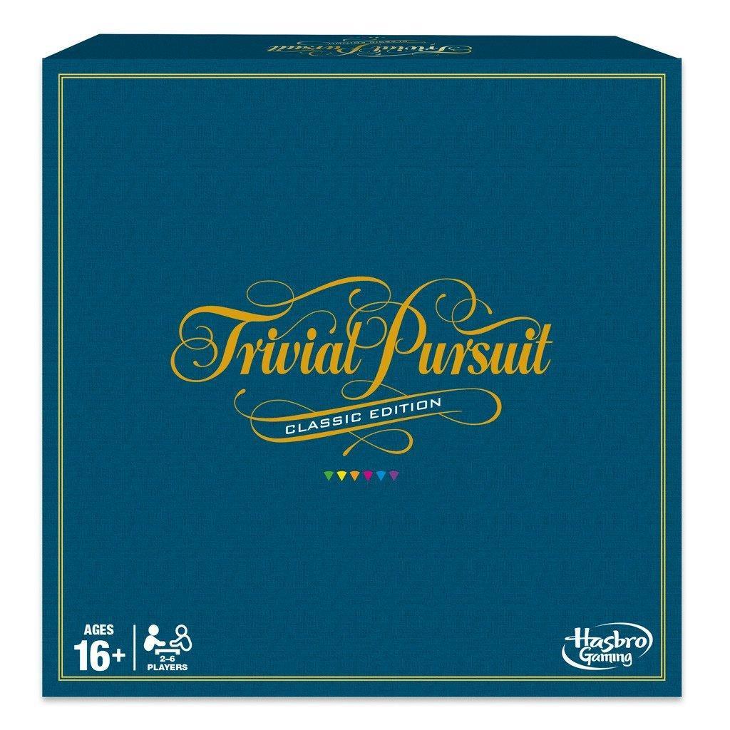 TRIVIAL PURSUIT C1940103 HASBRO EUROPA