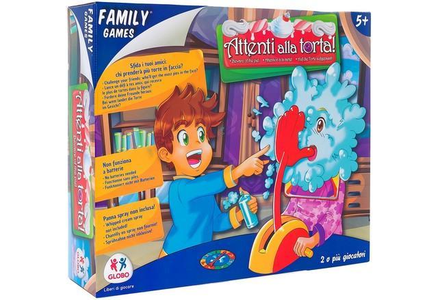 FAMILYGAMES TORTE IN FACCIA 38180 GLOBO