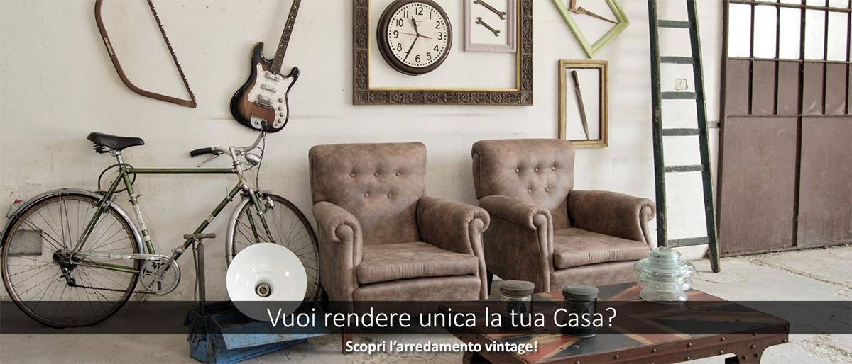 Vintage style arredamento vintage e oggettistica casa - Arredamento casa vintage ...