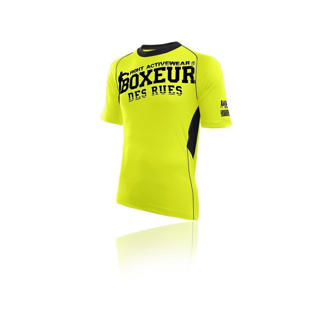 BOXEUR DES RUES Serie Fight Activewear, T-Shirt Uomo