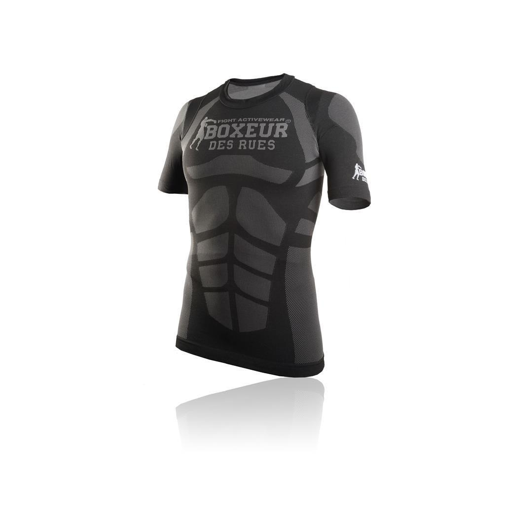 BOXEUR DES RUES Serie Fight Activewear, T-Shirt Uomo