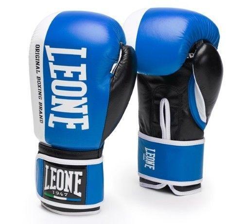Guantoni boxe leone challenger gn201 muay thai boxe kick - Allenamento kick boxing a casa ...