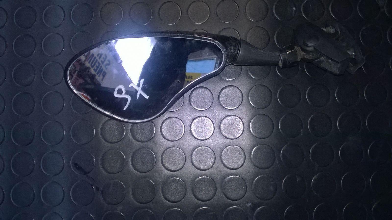 specchietto sx color carbon