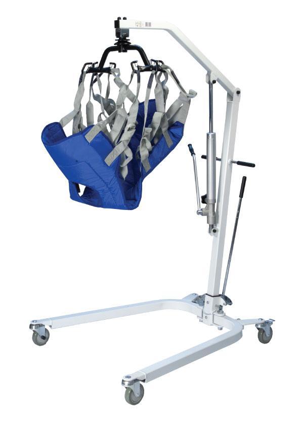 Sollevatore per disabili manuale