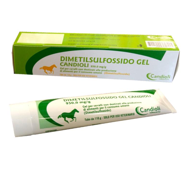 DIMETILSULFOSSIDO GEL