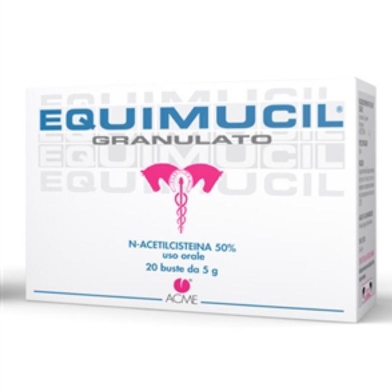 EQUIMUCIL ACME  conf.20 buste da 5G