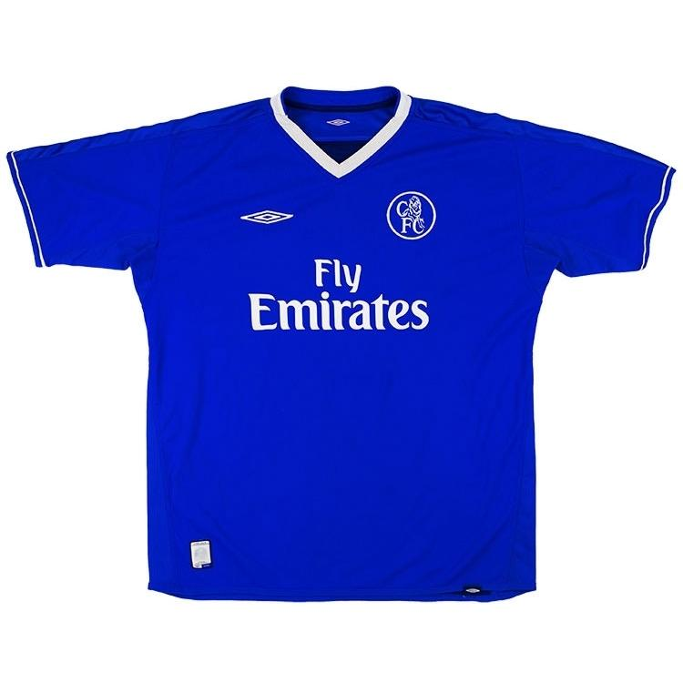 2003-05 Chelsea Maglia Home M (Top)