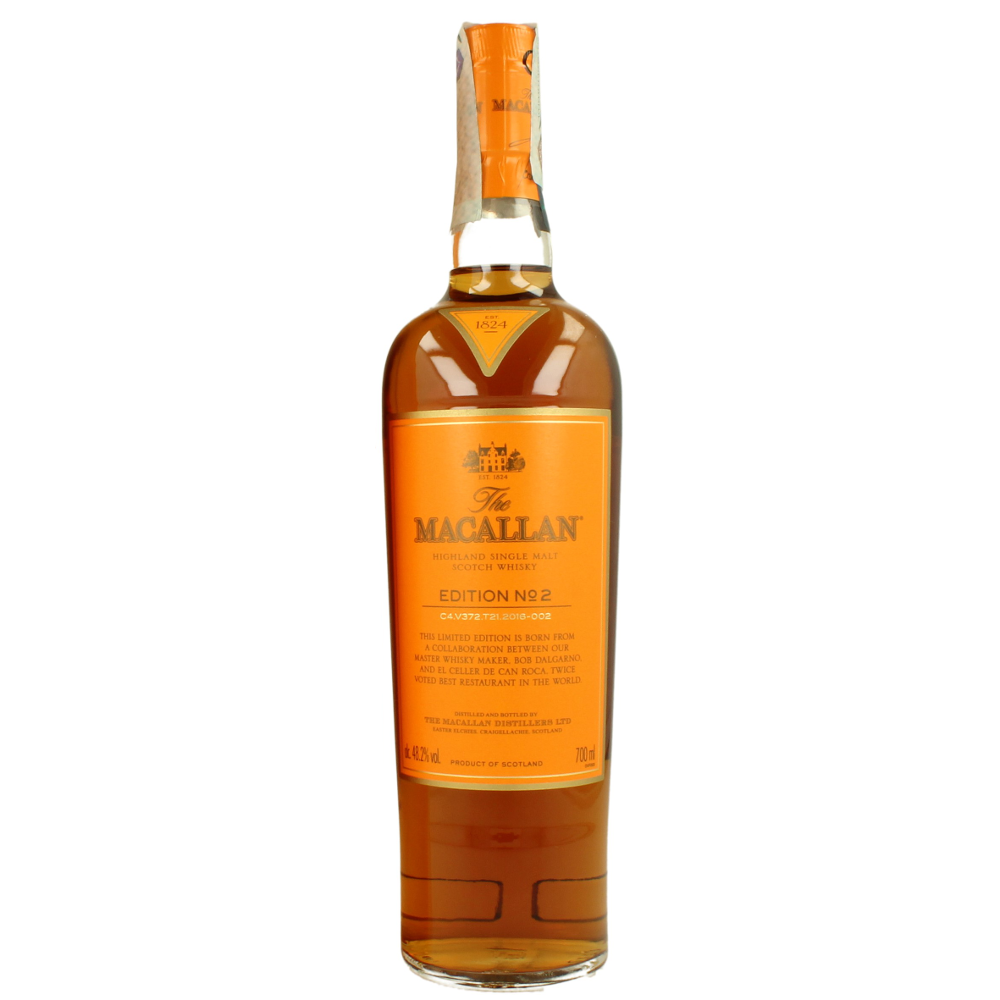 The Macallan - Highland Single Malt Edition n°2