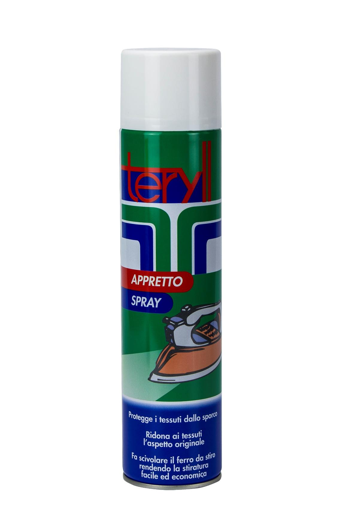 APPRETTO SPRAY TERYLL 600 ml