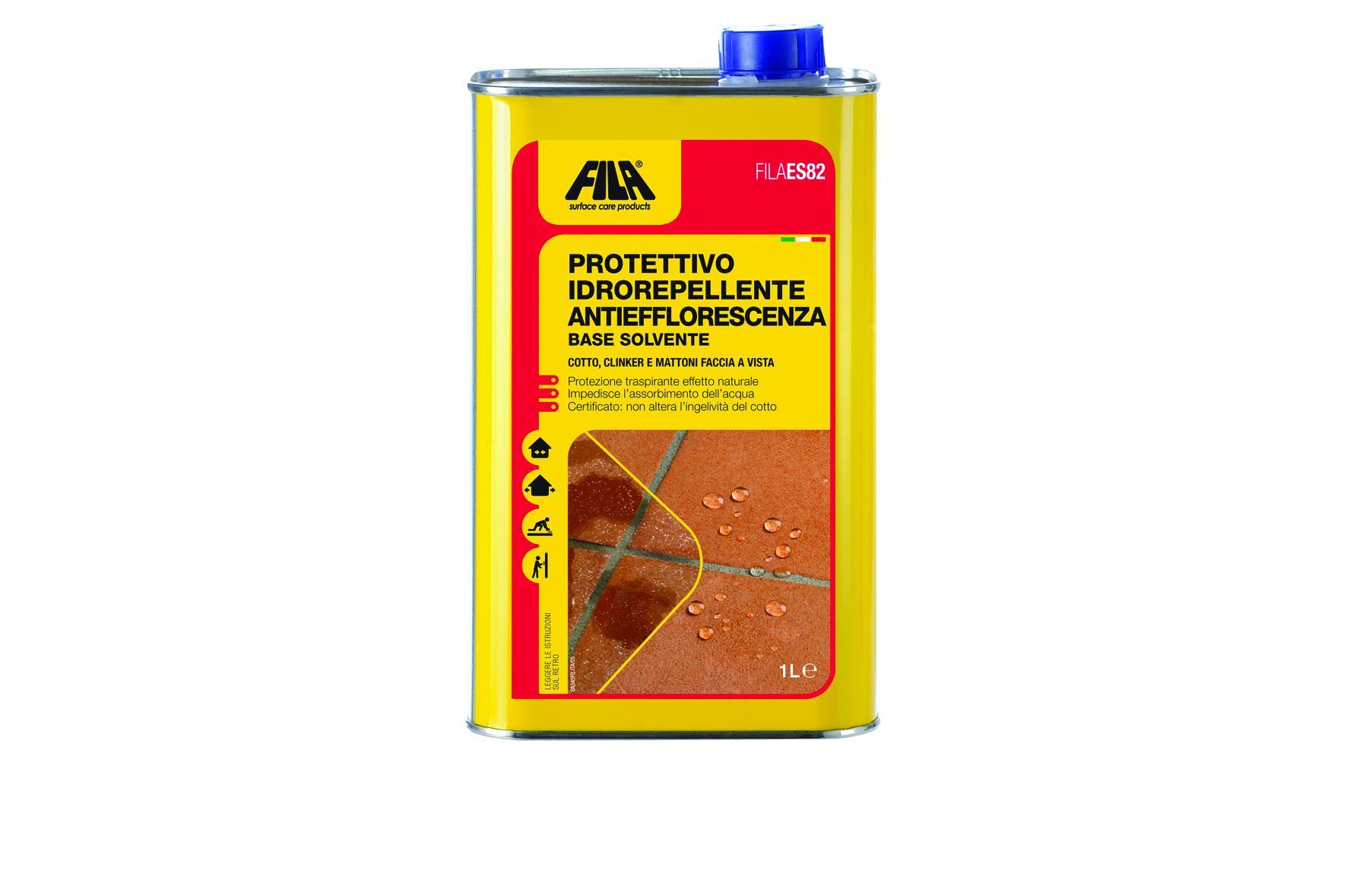 Protettivo Antiefflorescenza base solvente 1lt FilaES82 FILA