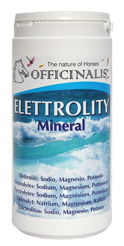 ELETTROLITY MINERAL POLVERE OFFICINALIS  conf.1 KG