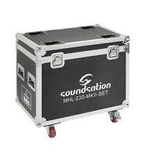 SOUNDSATION SET CASE TESTE MOBILI BEAM 7R MHL-230