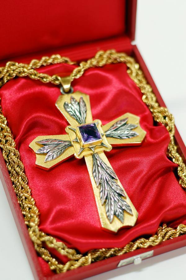 Croce pettorale LOS4021