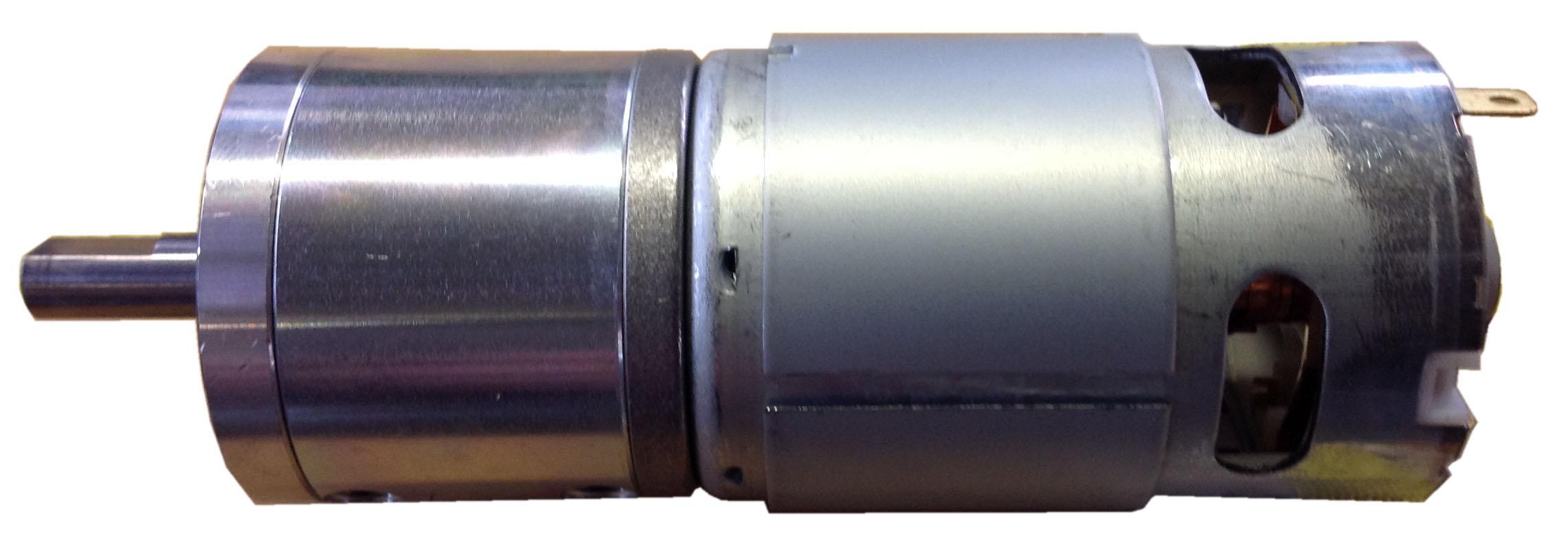 Motoriduttore 24V