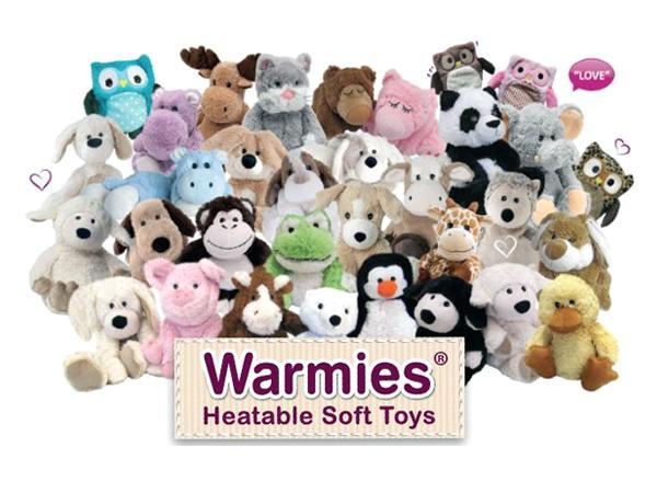 Warmies Peluche termici riscaldabili