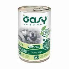 OASY DOG ADULT MONOPROTEICO CONIGLIO 400 G