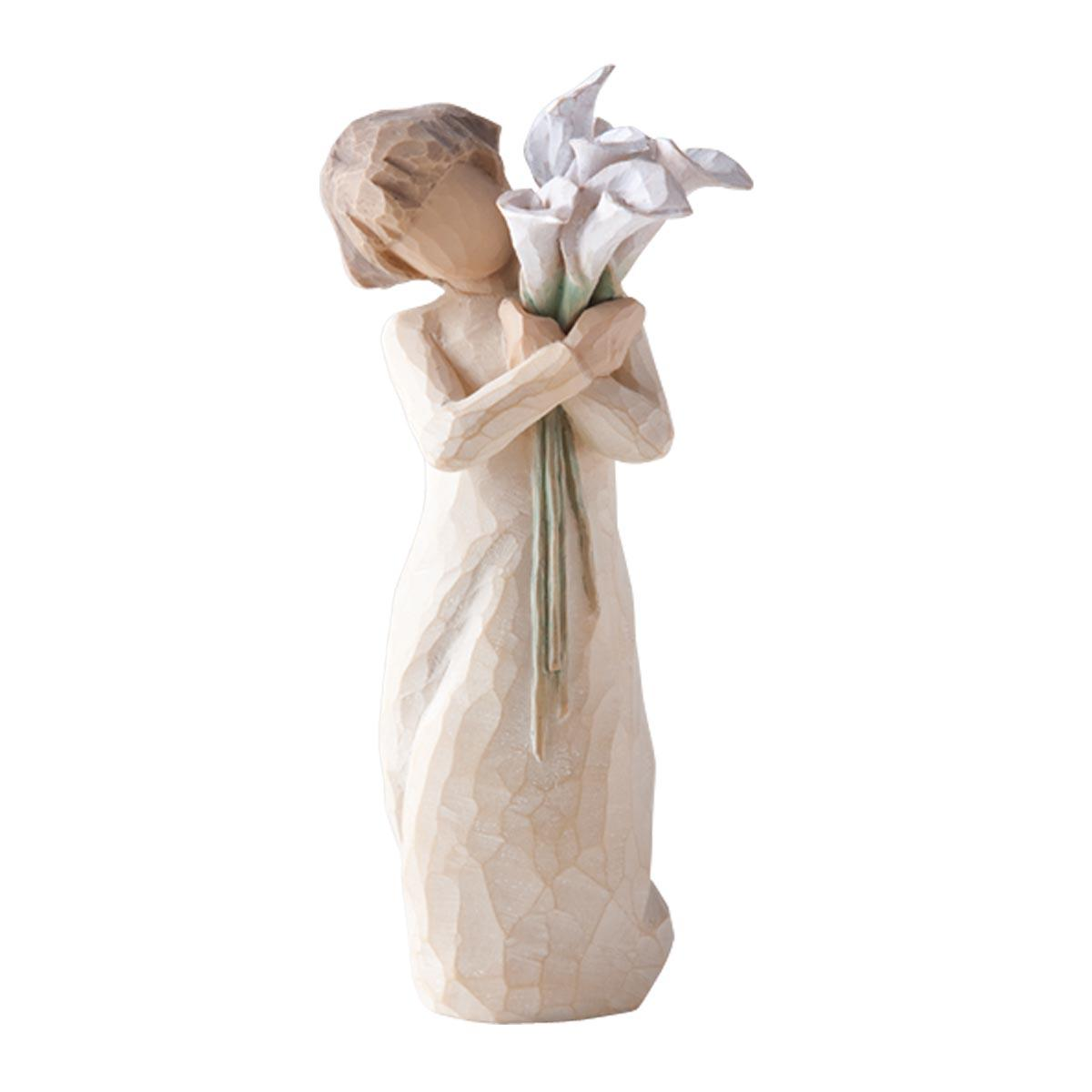 Willow Tree Bellissimi auguri 26246 Design di Susan Lordi 13 cm
