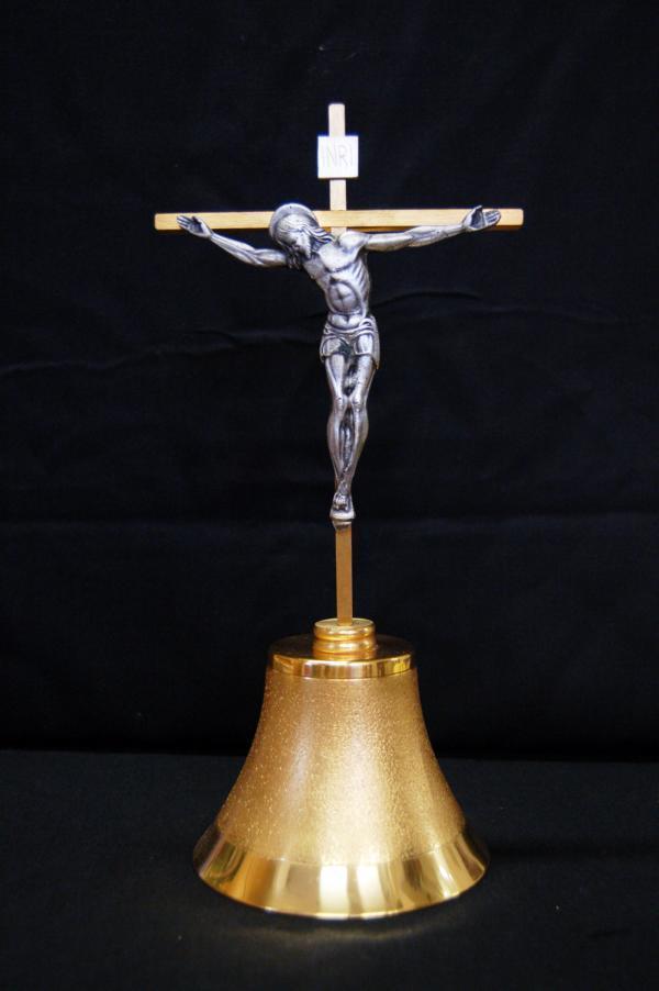 Croce da altare bicolore MOL374
