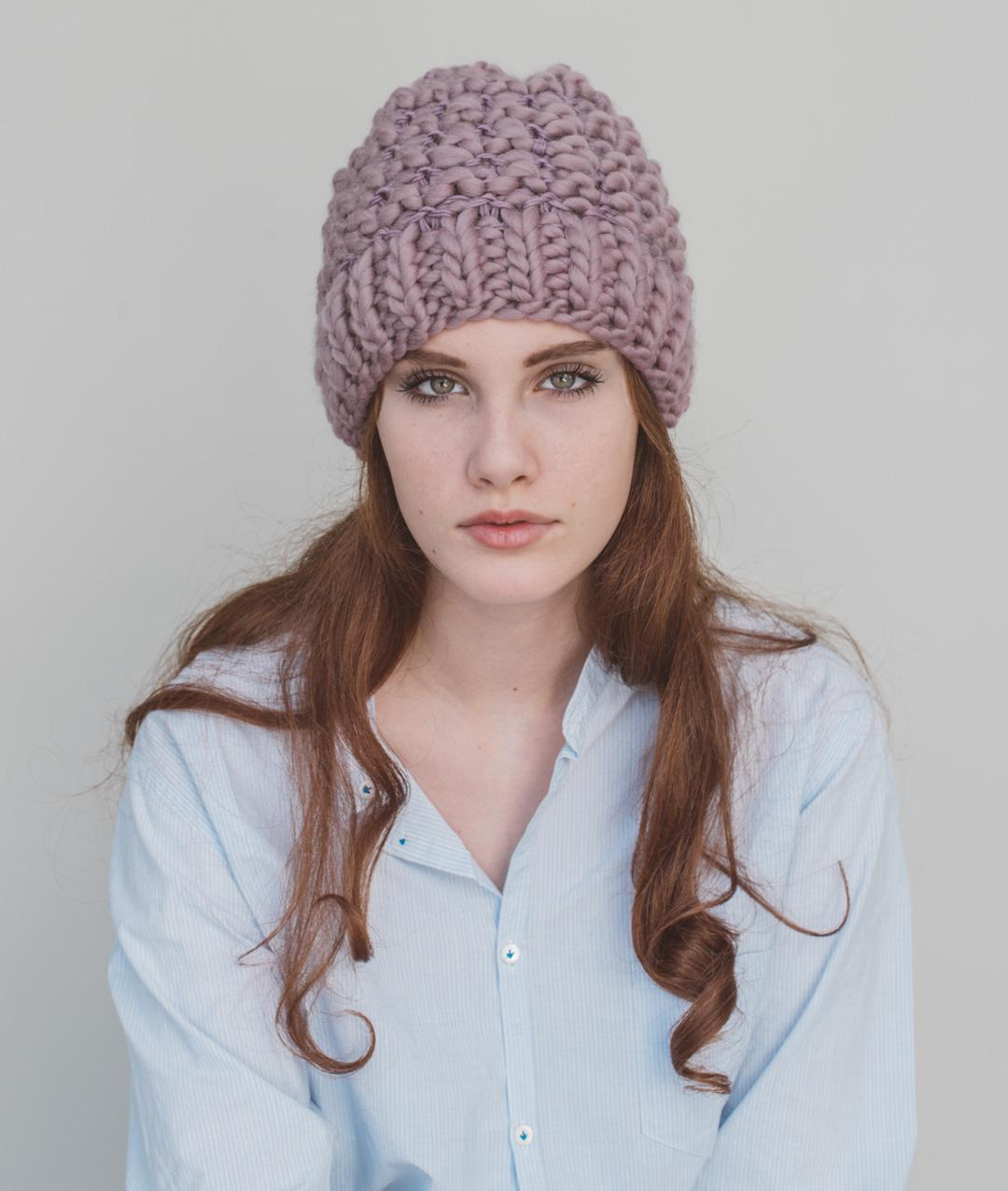 Hats and Beanies - Wool - ROMANTIC HAT - 1