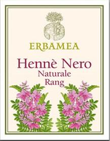 Hennè Erbamea Nero Naturale Rang