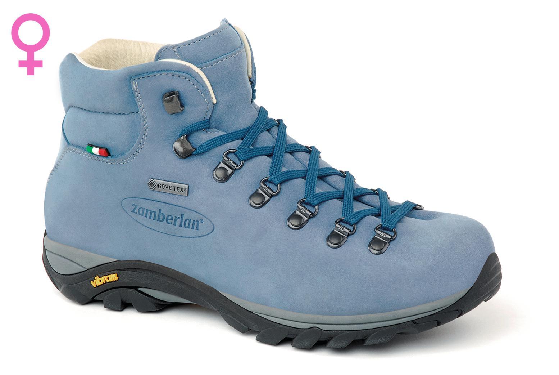 cae129fab3315 320 TRAIL LITE EVO GTX WNS - Dark Blue Women's Hiking Boots ...