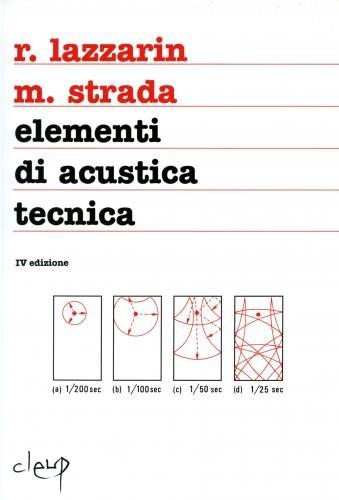 Elementi di acustica tecnica, quarta edizione