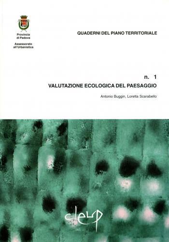 Valutazione ecologica del paesaggio n. 1