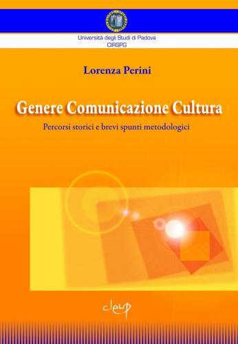 Genere comunicazione cultura