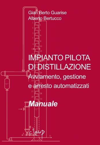 Impianto pilota di distillazione - Manuale