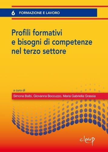 Profili formativi e bisogni di competenze nel terzo settore
