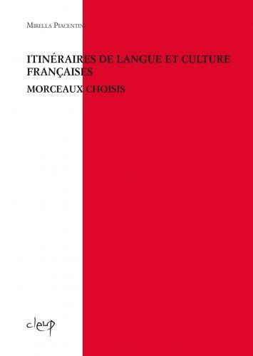 Itineraire de langue et culture française
