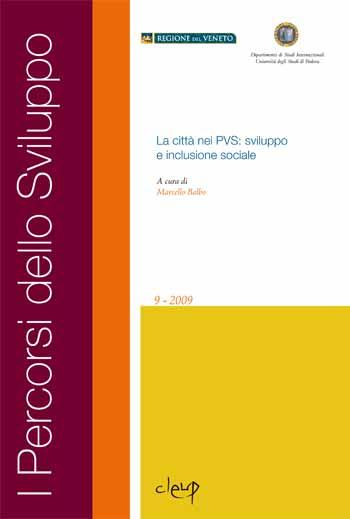 La città nei PVS: sviluppo e inclusione sociale