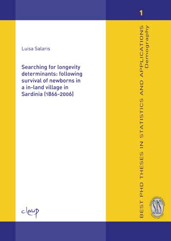 Searching for longevity determinations: following survival of newborns in a in-land village in Sardinia (1866-2006)