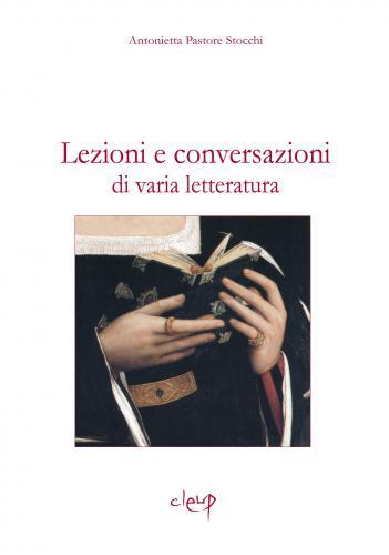 Lezioni e conversazioni di varia letteratura