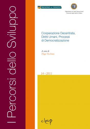 Cooperazione Decentrata, Diritti Umani, Processi di Democratizzazione