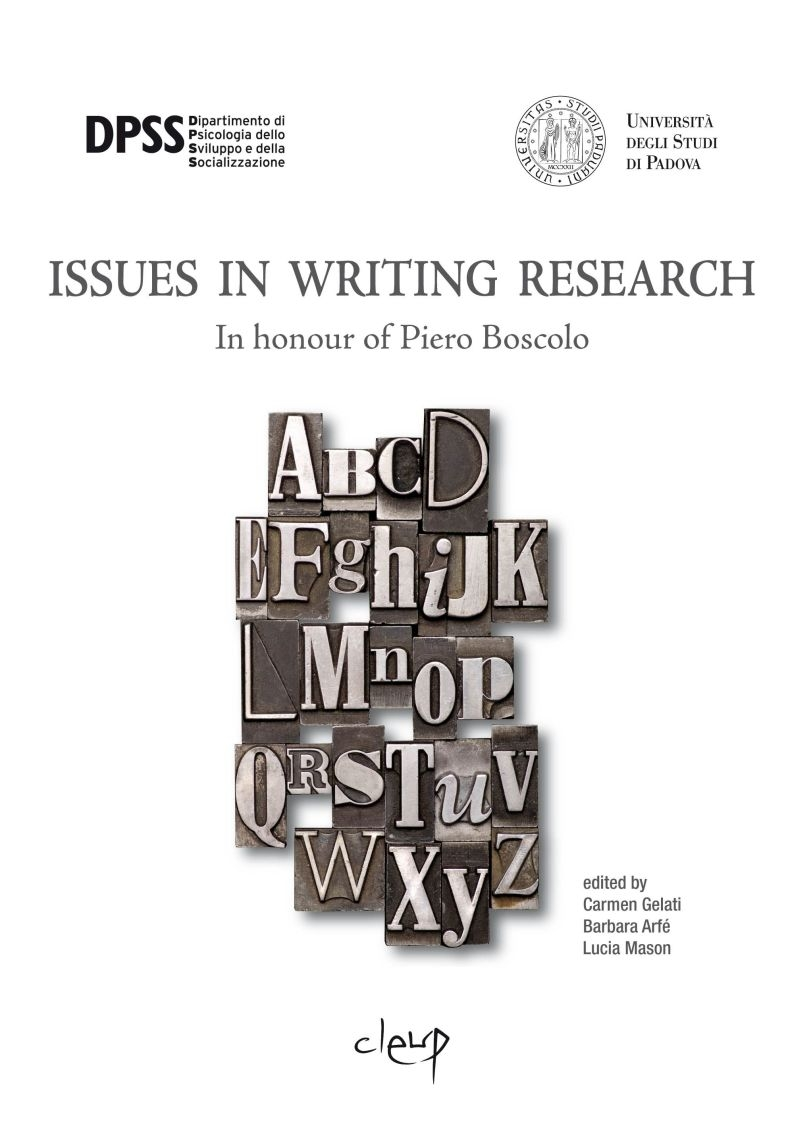 Issues in writing research