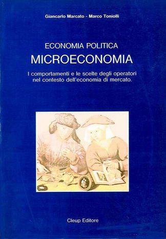 Microeconomia - Economia Politica