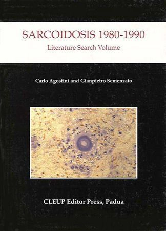 Sarcoidosis 1980-1990. Literature Search Volume