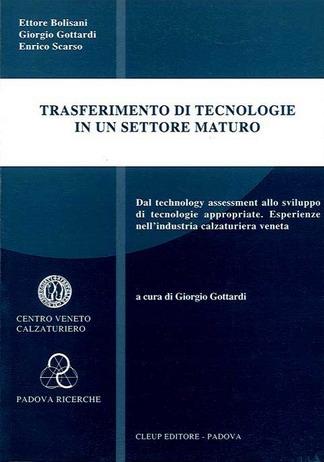 Trasferimento di tecnologie in un settore maturo