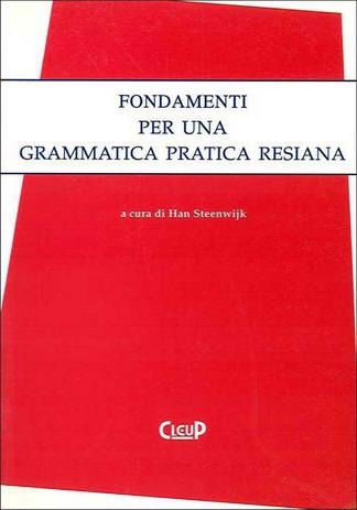Fondamenti per una grammatica pratica resiana