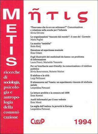 Metis, I 1994