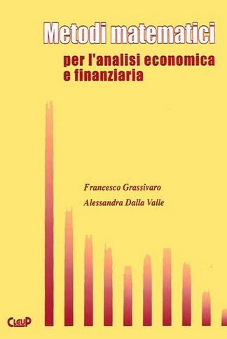 Metodi matematici per l'analisi economica e finanziaria (V.E.)