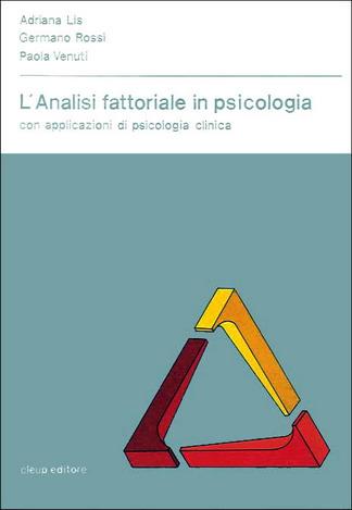 L'analisi fattoriale in psicologia