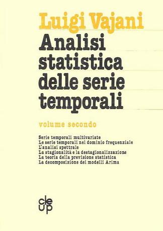 Analisi statistica delle serie temporali - II
